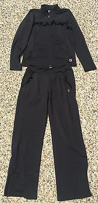 Girls Fila Tennis Tracksuit