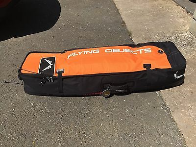 Cabrinha Switchblade Kite Surfing kit. 2015 Complete set up never been used.