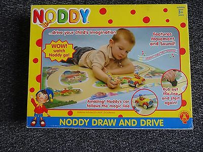 NODDY DRAW and DRIVE game Features Movement and Sound by Golden Bear Age 3+