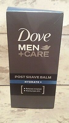 Dove Men+ Care Post Shave Balm Hydrate+, 100ml
