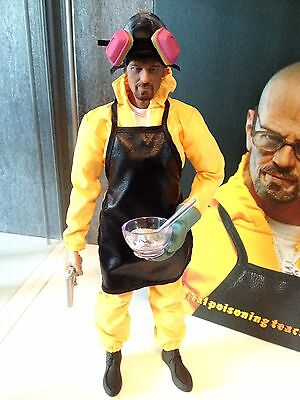 "1/6 Breaking Bad Walther White Heisenberg Wolfking 12"" Action Figur OVP"