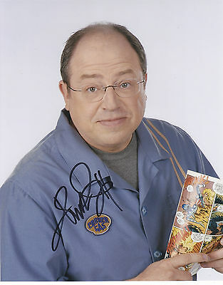 Brent Butt Signed Autograph 8X10 Photo  Comedian  Corner Gas  Proof #4