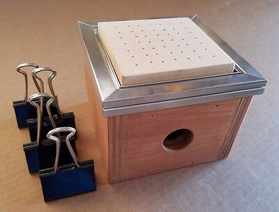 """6"""" x 6"""" Vacuum Forming /Former Thermoform Plastic Forming Box/Machine/Table"""