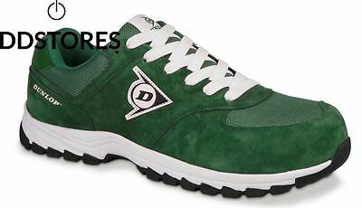 Dunlop Flying Arrow – Chaussures 44 couleur vert