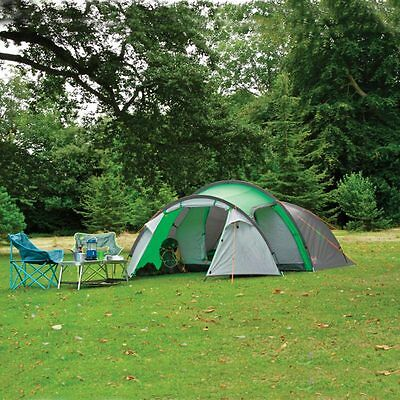 Coleman Cortes 4 Man Person Festival  camping Hiking Tent