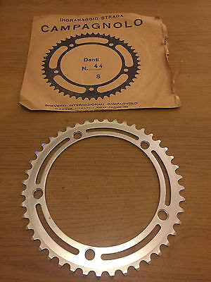 NOS Campagnolo Nuovo Record Chainring 44t 144bcd Road New In Packet