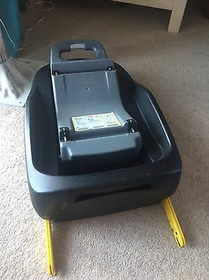 maxi cosi Pebble Car Seat With Family Fix (isofix)Base.Excellent Condition