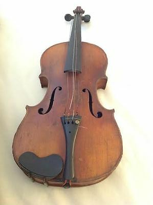 Original Violin Antonio Stradivarius Cremonensis Faciebat 1721, German Made 1900