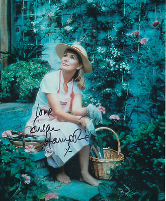 Susan Hampshire In Person Signed Photo - GORGEOUS!!!!! - AG231
