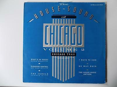 "The House Sound Of Chicago - Volume 2 (2x12"")"