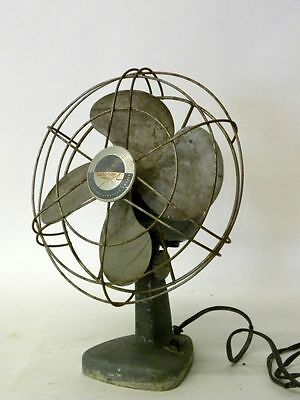 Vintage Victor Fan Mid Century Design antique works - PRICED TO SELL