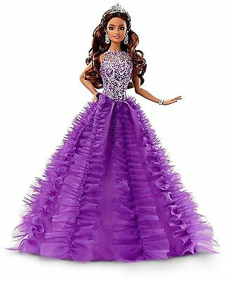BARBIE QUINCEANERA 2017 NRFB - model muse doll collection collezione Mattel
