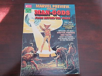 Marvel Preview #1 (Feb 1975, Marvel) VF 8.0