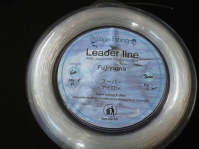 leader line 300 lb trace lures hook rigs tuna fishing  1