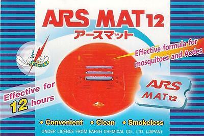 10, 20,30,50,60,100 x ARS MAT12 Strong mosquito repellent tablets Universal fit