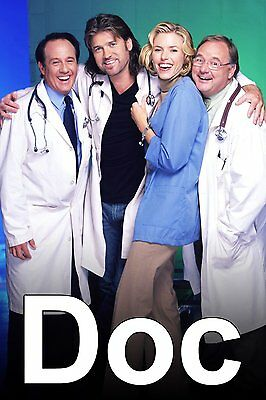 Doc Complete Series Seasons 1-5 All 88 Episodes  2001 Billy Ray Cyrus