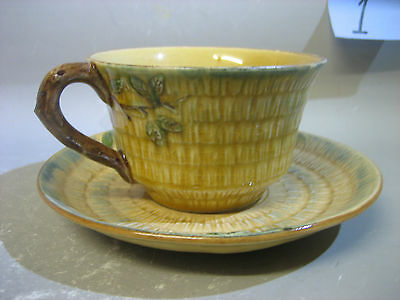 Vintage Japanese cup and saucer
