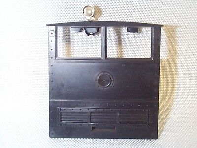 Lionel 55 Tie Jector 55-9 Cab Front with 50-100 Horn (Total of 2 Parts) EX!