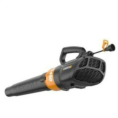 WX WG519 7.5A Electric Blower, by Positec, (The WORX WG519 Electric blower feat)