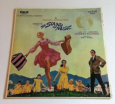 Rogers & Hammerstein's The Sound of Music LP Record