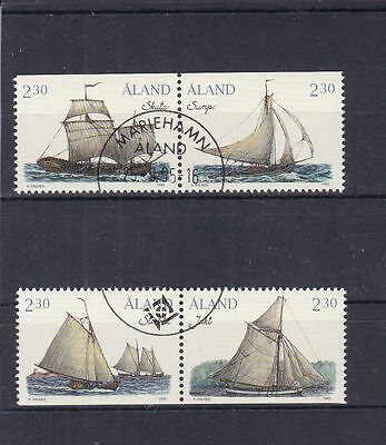 T21231 Aland 95-98 gest/used Schiffe ships