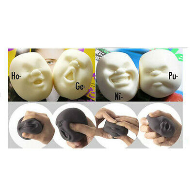 Japanese Caomaru Funny Face Emotions Balls For Stress Relief | Squeeze and Relax