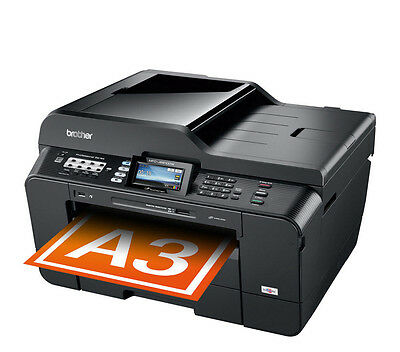 Brother MFC-J6910DW 6-in-1 A3/A4 Wireless Printer Retails for $418