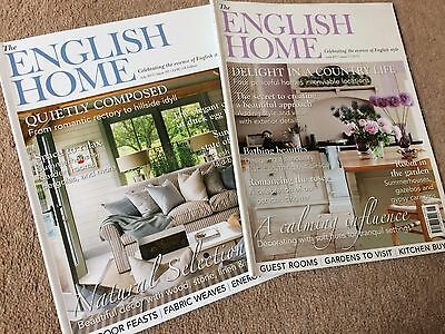 The English Home Magazines