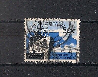 South Africa 1961 Used - 50 C - 7/46
