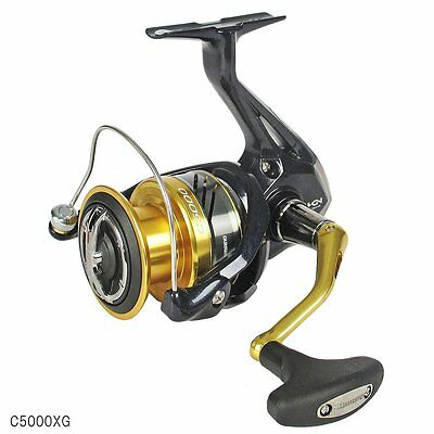 Shimano fishing reel 16 NASCI C5000XG from japan 【Japanese fishing reel】