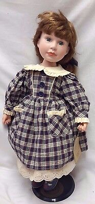 """Vintage Doll """"taylor"""" By Boyd's Collection, Yesterday Child -17""""t"""