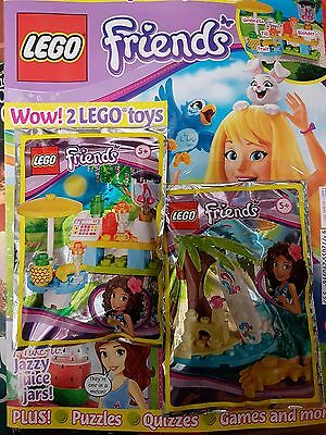 LEGO Friends issue  35  With free gifts