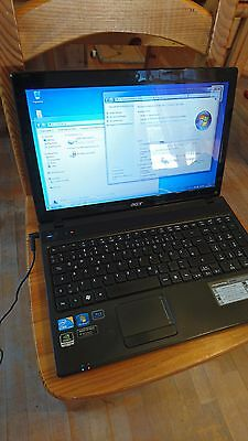 "Acer Aspire 5742G 15,6 "" 500 GB Intel Core i5 4 GB RAM NVIDIA GeForce GT 420M"