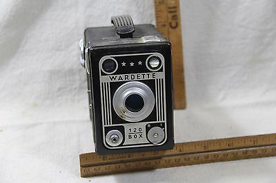 Vintage Art Deco German Bilora Wardette 120 Box' Camera #355438