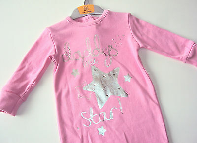 Tutina In Cotone Daddys Little Star Tgl 3-23 Mesi