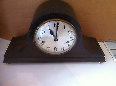 Antique Vintage Westminster Chime Clock Paramount Movement