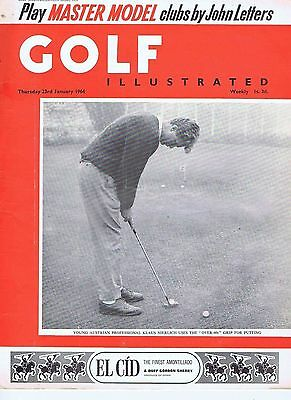 KLAUS NIERLICH	Golf Illustrated	23	Jan	1964