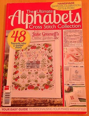 The Ultimate Alphabets Cross Stitch Collection Magazine