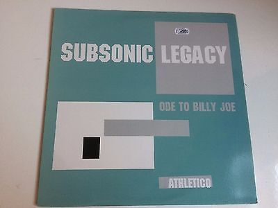 Subsonic Legacy	Ode To Billy Joe	12''	Athletico	Ath008