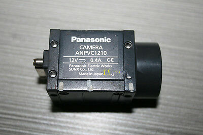 1pcs Used Panasonic Industrial Camera ANPVC1210 tested