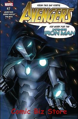 Avengers #7 (2017) 1St Printing Bagged & Boarded Marvel Now