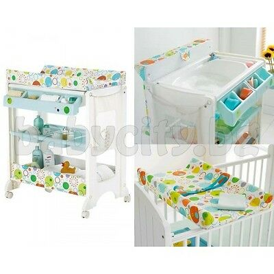 Cosatto Easi Peasi Changer / Changing Table Unit With Baby Bath
