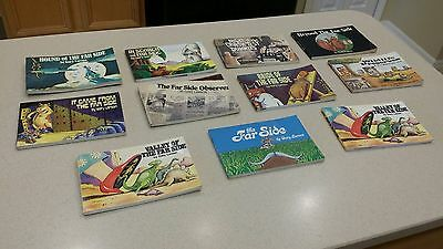 gary larson book lot of 11 the far side mixed lot