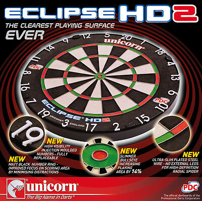 Unicorn Eclipse HD2 - TV Edition Bristle Board