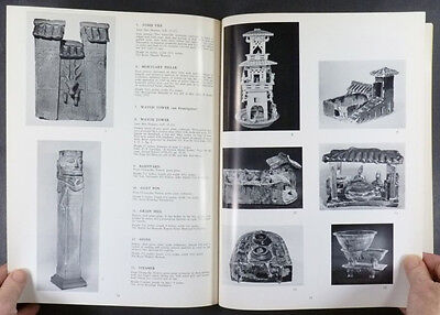 Han Dynasty Chinese Jade Bronzes Ceramics + Antiques - 1961 New York Catalog