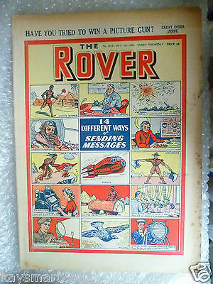 THE ROVER Comic, No.1319, 7th Oct 1950