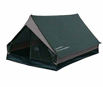 UberMaxx 2 Person Backpacking Tent  sc 1 st  PicClick & Big Agnes Scout UL 2 Person Camping Backpacking Tent Gray / Gold ...