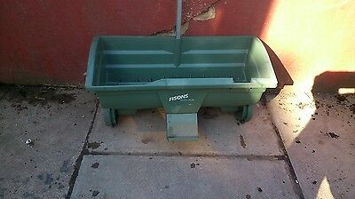 Fisons Garden Lawn Seed & Fertilizer, Weed And Feed Spreader
