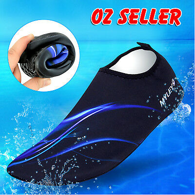 Water Shoes Men Women Exercise Beach Pool Dance Swim Surf Yoga Swimming Beach AU