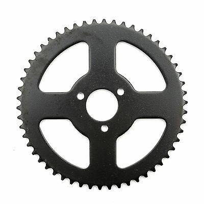 Mini Midi Moto 54T Tooth 8mm 25H Chain Back Sprocket Minimoto Pocket Race Bike